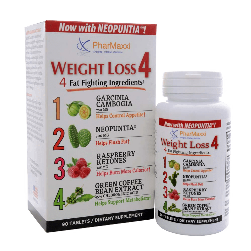 Nutraceuticals Weight Loss 4 -tablets